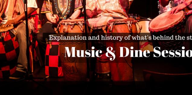 Kizomba Music & Dine Session