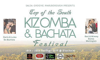 Top of South Kizomba & Bachata Festival.