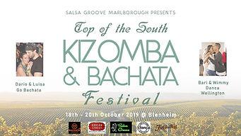 Top of South Kizomba & Bachata Festival 2019