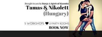 Wellington Kizomba Workshop 2016