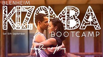Blenheim Kizomba Bootcamp #3 2018
