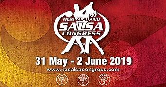 New Zealand Salsa Congress 2019