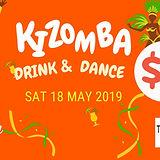 Kizomba drinks & dance Wellington New Ze