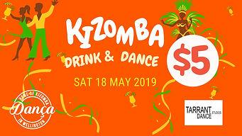 Blenheim Kizomba Bootcamp 2019