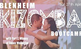 Blenheim Kizomba Bootcamp 2019, Bari & W