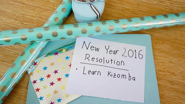 New Kizomba Dance Classes Term 2016