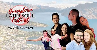 Latin Soul Festival Queenstown 2021