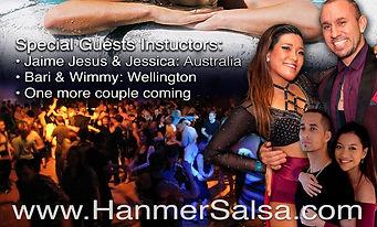 Hanmer Salsa Festival 2018, Bari & Wimmy