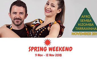 Spring Weekend 2018 - Kizomba Festival.j