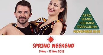 Wellington Spring Weekend Festival 2018