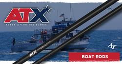 AT - ATX Boat Rods