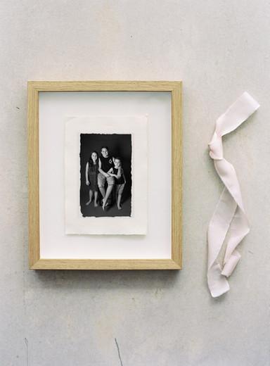 Hand made paper print - framed 01.jpg