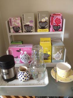 Range of Clipper Teas