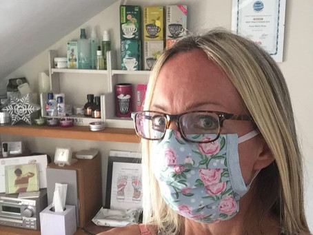 Have you got your face mask yet?