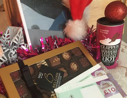 WIN A CHRISTMAS SURVIVAL KIT!