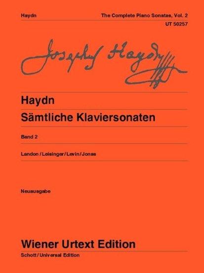 Joseph Haydn: Complete Piano Sonatas for piano