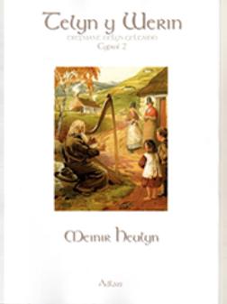 Telyn y Werin (Folk Harp) 2