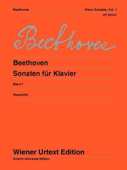 Ludwig van Beethoven: Piano Sonatas for piano