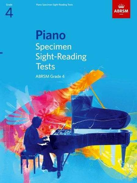 Piano Specimen Sight-Reading Tests, Grade 4