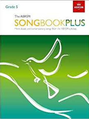 ABRSM: The ABRSM Songbook Plus, Grade 5