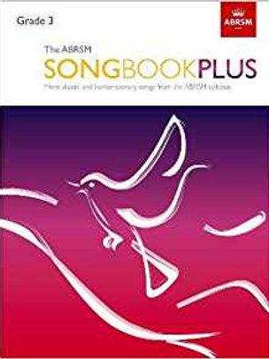 ABRSM: The ABRSM Songbook Plus, Grade 3