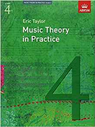 Taylor, Eric: Music Theory in Practice, Grade 4