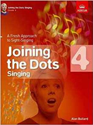 Bullard, Alan: Joining the Dots Singing, Grade 4
