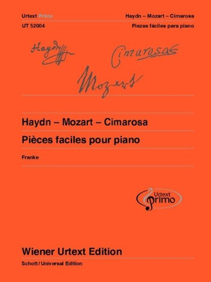 Joseph Haydn: Urtext Primo Volumen 2 for piano
