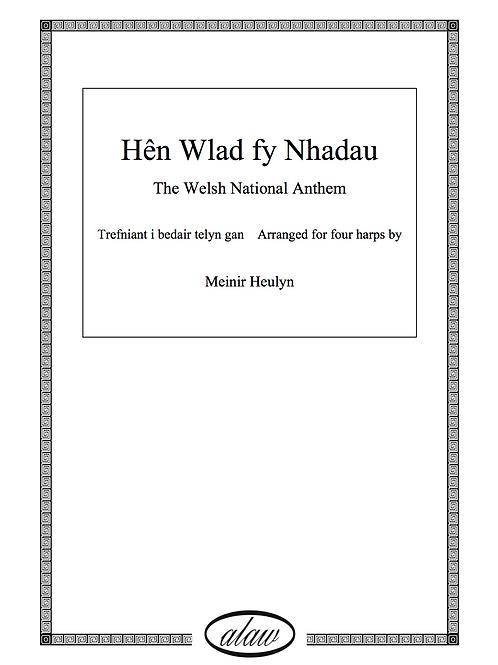 H?n Wlad fy Nhadau (Welsh National Anthem)