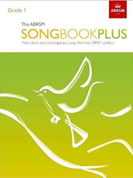 ABRSM: The ABRSM Songbook Plus, Grade 1