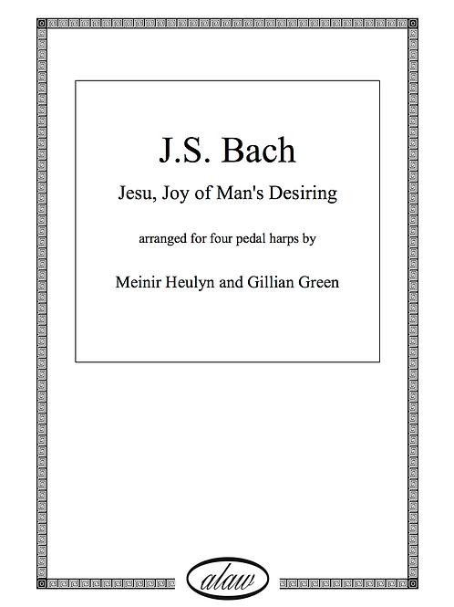 Jesu, Joy of Man's Desiring (Quartet)