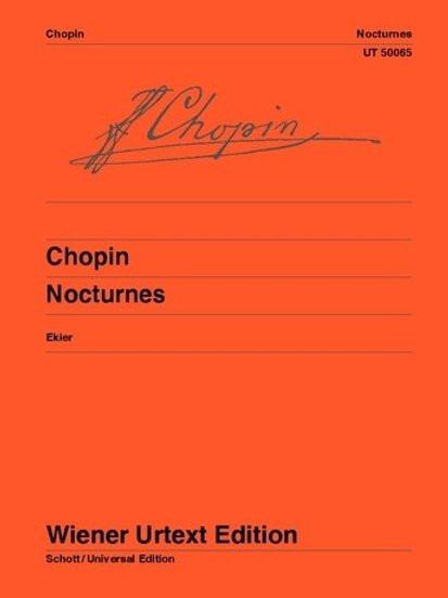 Fr?d?ric Chopin: Nocturnes for piano