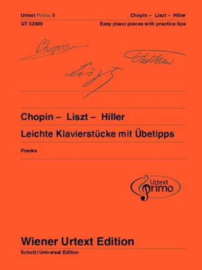 Fr?d?ric Chopin: Urtext Primo Volume 5 for piano