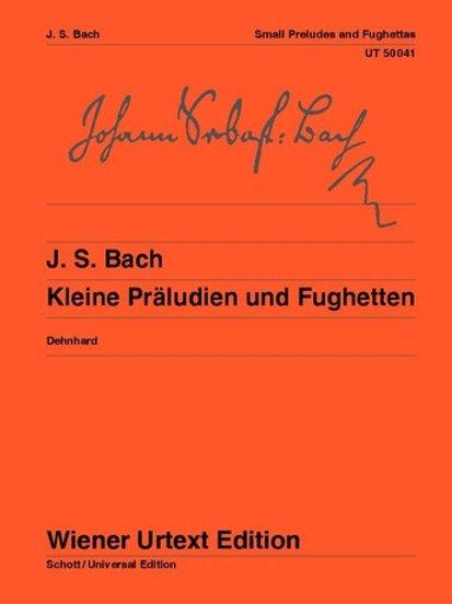 Johann Sebastian Bach: Praeludium 1, Fugue 1 - C major for piano BWV 846