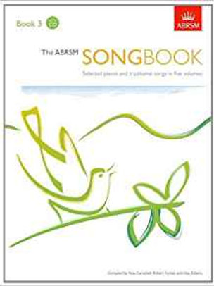ABRSM: The ABRSM Songbook, Book 3
