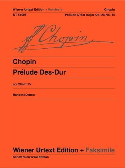 Fr?d?ric Chopin: Prelude for piano op. 28 Nr. 15