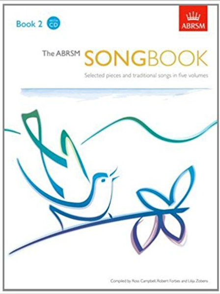 ABRSM: The ABRSM Songbook, Book 2