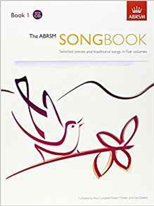 ABRSM: The ABRSM Songbook, Book 1