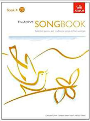 ABRSM: The ABRSM Songbook, Book 4