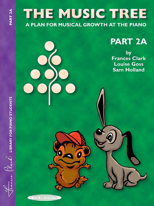 The Music Tree: Student's Book, Part 2A