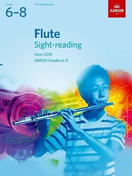 Flute Sight-Reading Tests, ABRSM Grades 6�V8