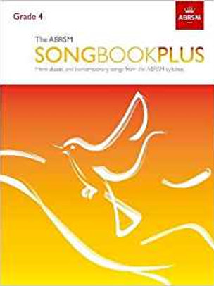 ABRSM: The ABRSM Songbook Plus, Grade 4