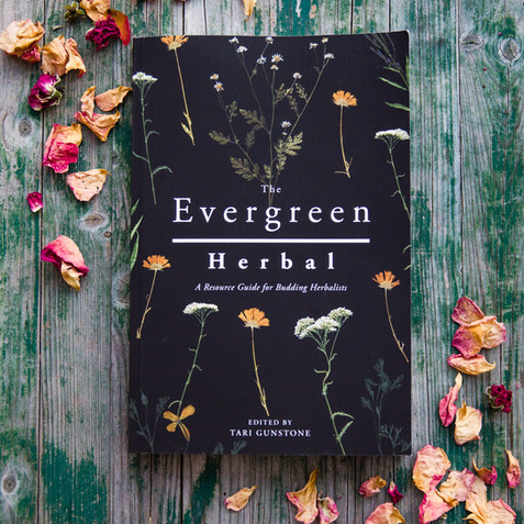 The Evergreen Herbal Book