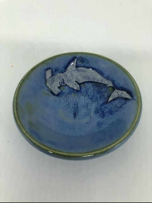 Hammerhead shark Trinket Dish