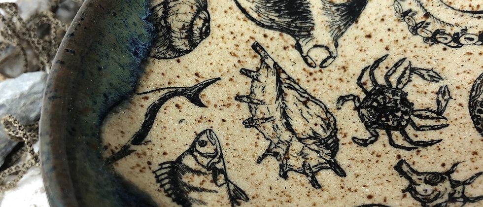 Sea Creature Trinket Dish