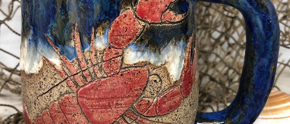 Lobster Mug - DISCOUNTED