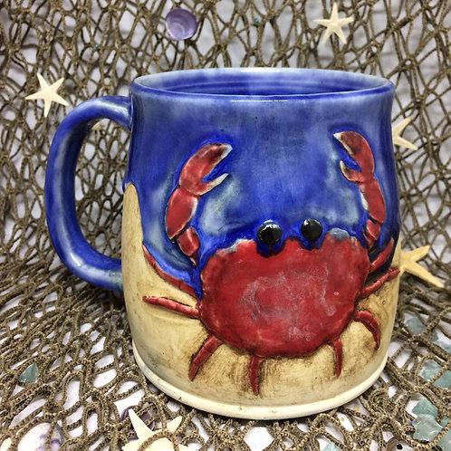 Crab Mug - DISCOUNTED