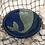 Thumbnail: Mermaid tail trinket dish