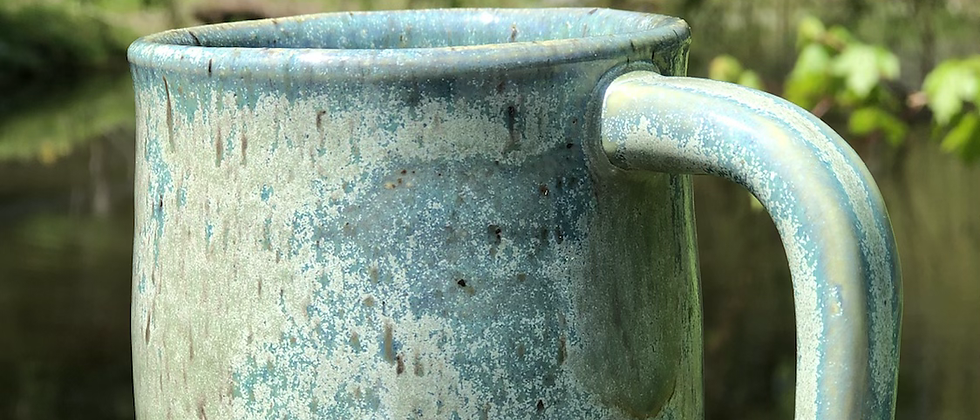 Mermaid Green Mug
