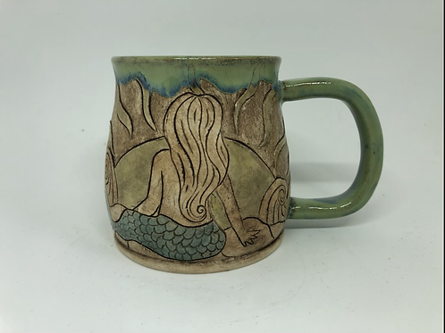 Mermaid and the Sun Mug